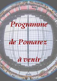 Programme à venir